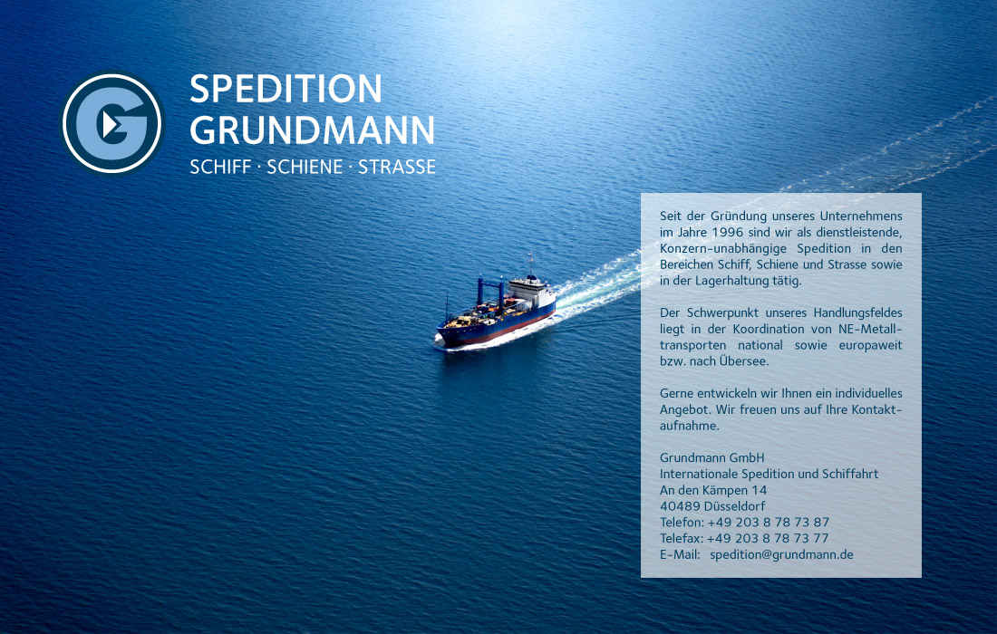 Spedition Grundmann